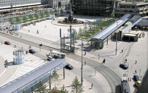 Augustusplatz in Leipzig Provinzial Lebensversicherungsanstalt (DE)