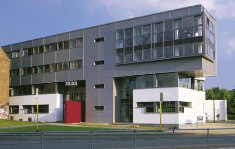 Polizeiverwaltung Hamburg-Poppenbüttel (DE)