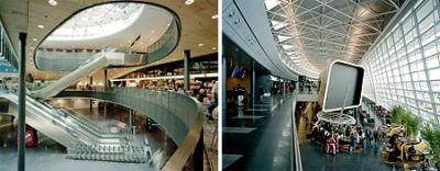 AIRSIDE CENTER Züricher Flughafen (CH)