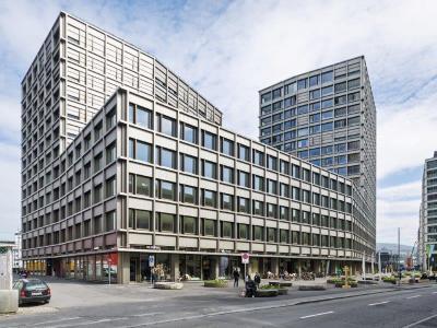Europaallee Zürich (CH)
