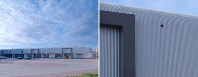 Einkaufzentrum Hemmoor (DE)