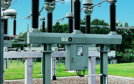 Grundrahmen für Hochspannungs-Leistungsschalter (DE)