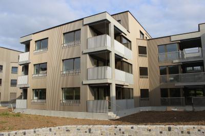 Siedlung Riedgraben Zürich (CH)