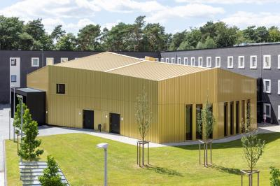Musik-Campus Waldkaserne Hilden (DE)
