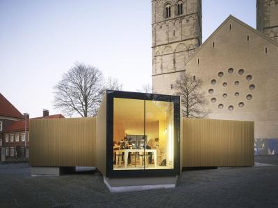 """Pavillon """"Goldene Pracht"""" Münster (DE)"""