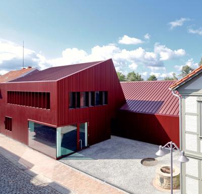 Nya Nordiska Industriegebäude Dannenberg (DE)
