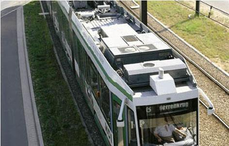 Straßenbahnzüge (DE)