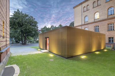 Pavillons der Universität der Künste Berlin
