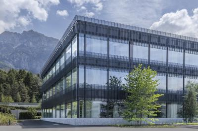Bürogebäude der Hilti AG in Schaan (LIE)